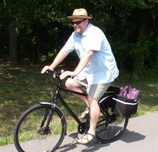 Bike friendly Carbondale.