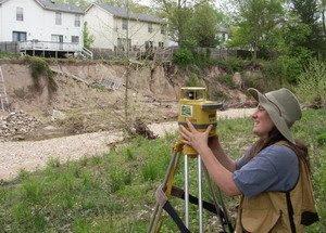 St. Louis fieldwork.