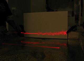 Emriver laser surprise.