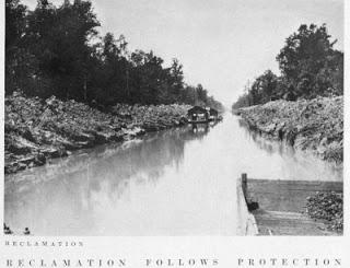River restoration funding in the stimulus bill.