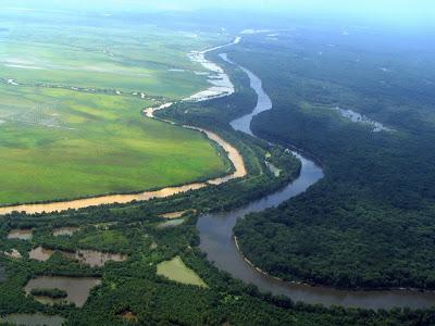Huge floodplain restoration project in northern Louisiana