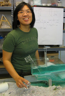 Lily Hwang joins LRRD as Ecohydrologist.