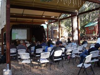Sagehen restoration workshop highlights.