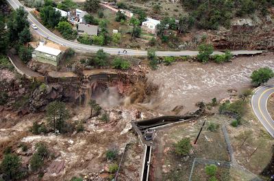 Pondering the Colorado floods on the way to GSA 2013 Denver